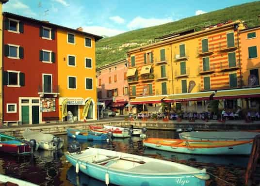 Brenzone sul Garda, Italija