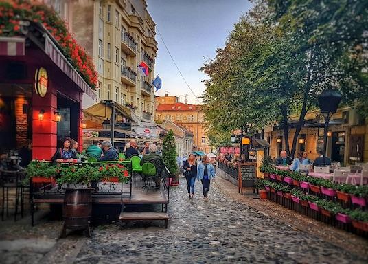 Belgrad, Serbía