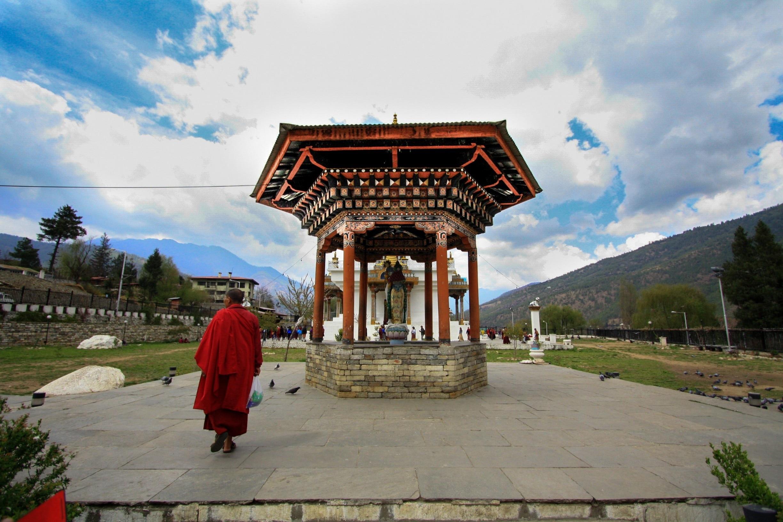 Stoepamonument, Thimphu, Thimphu, Bhutan