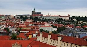 Klementinum-Prague nasjonalbibliotek