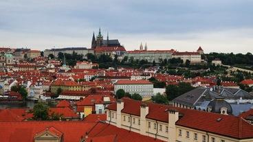 Klementinum-Prague