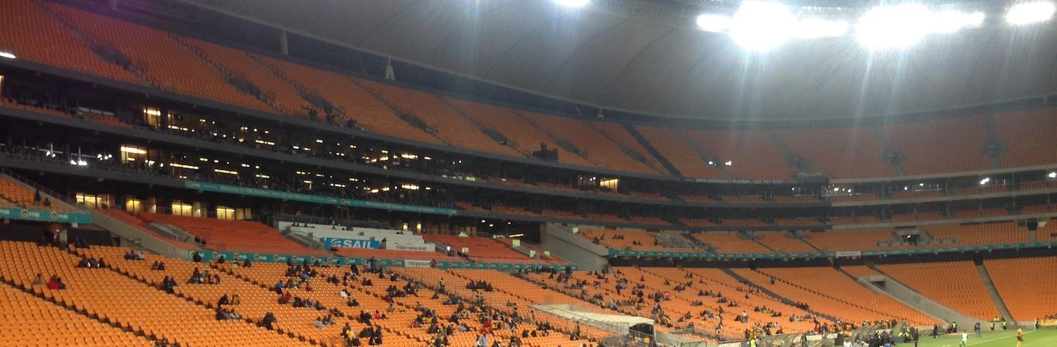 Południowy Johannesburg, Republika Południowej Afryki
