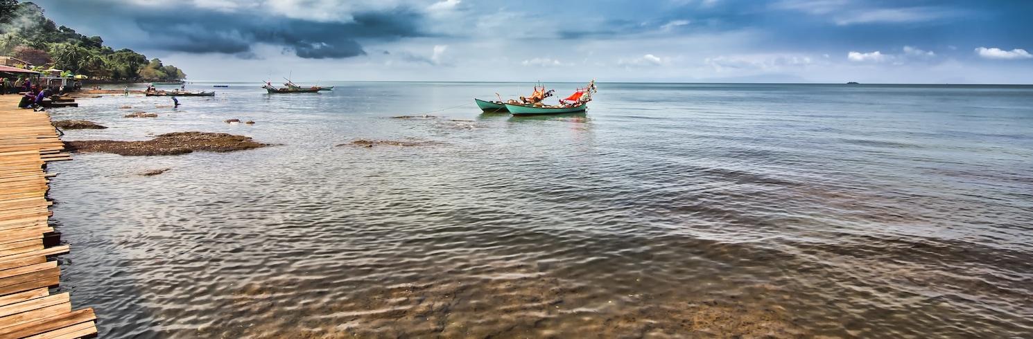 Krong Kaeb, Kambódía