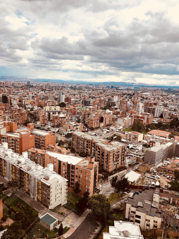 Lourdes Square, Bogotá, Distrito Capital, Colombia