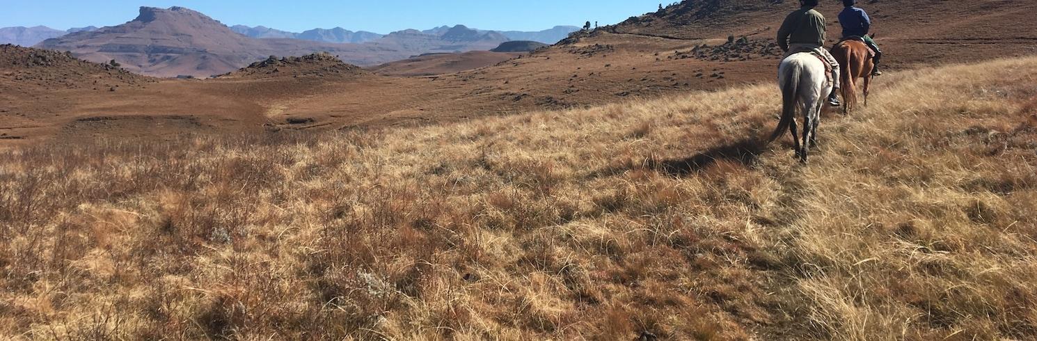 Underberg, Sør-Afrika