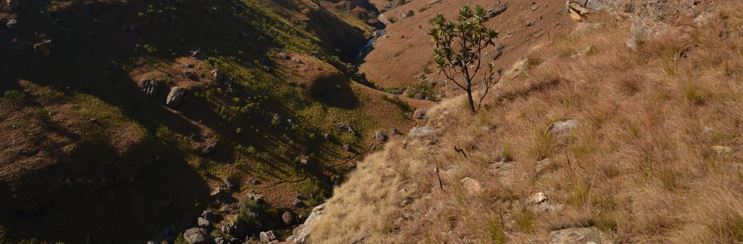 Sani-hágó, Dél-Afrika