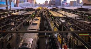 """Osakas tirdzniecības centrs """"Station City"""""""
