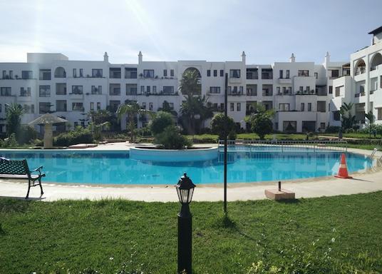 Allyene, Marruecos