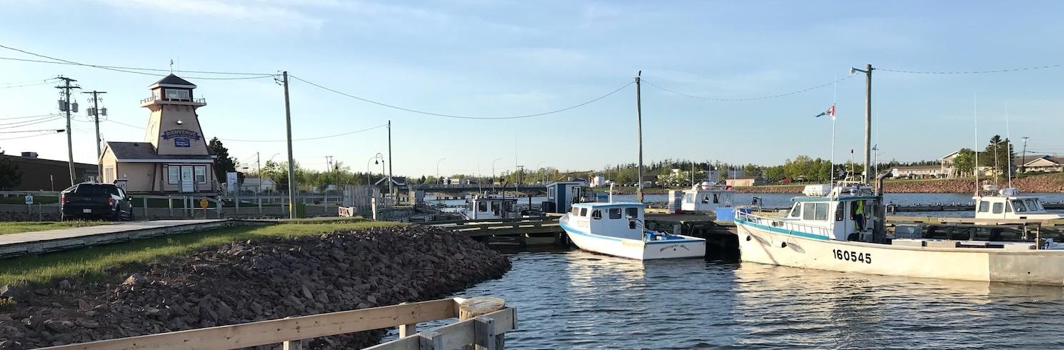 Тракаді, Нью-Брансвік, Канада