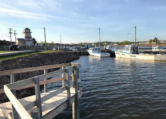 Tracadie, New Brunswick, Kanada