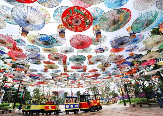 Luzhou, Chiny