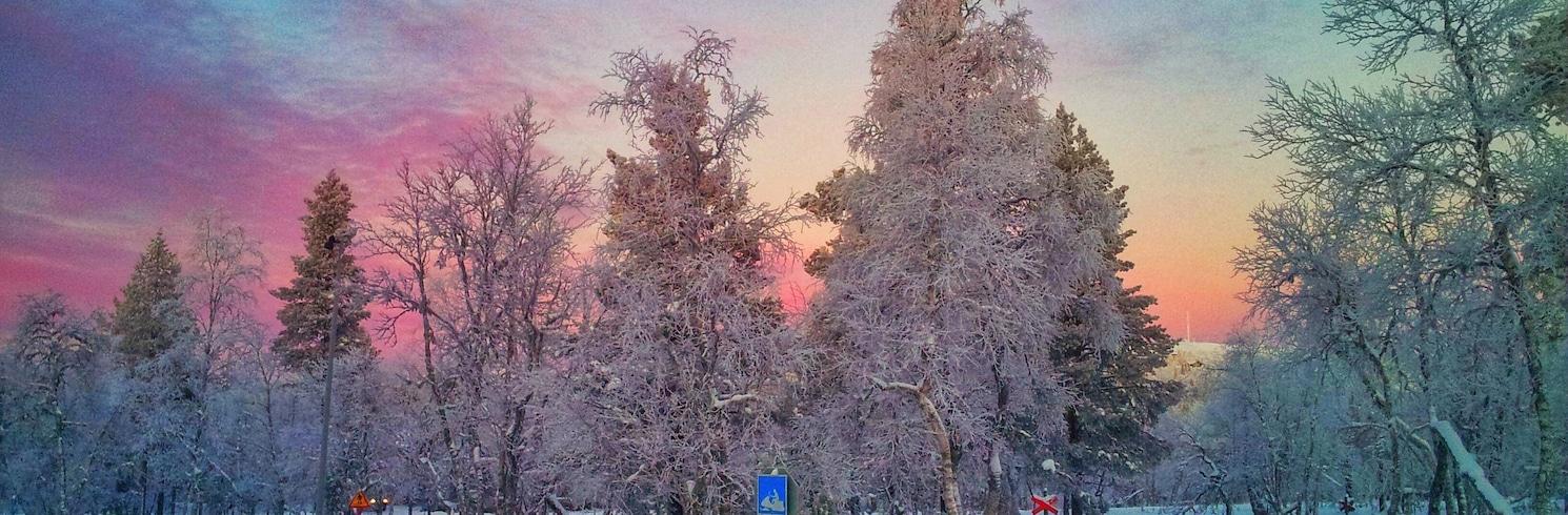 Saariselka, Finland