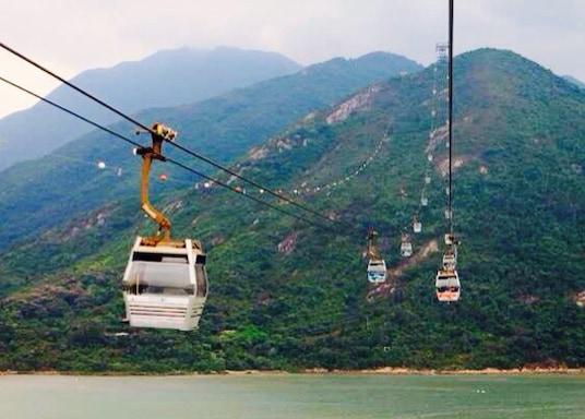 昂坪, 香港特別行政区