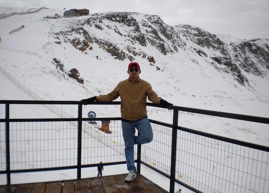 فالي نيفادو, شيلي