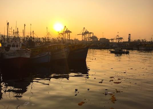 Висакхапатнам, Индия