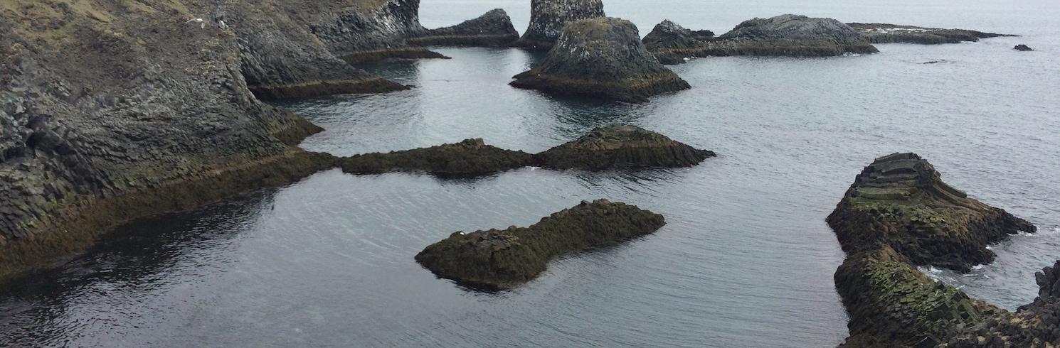 Arnarstapi, Island