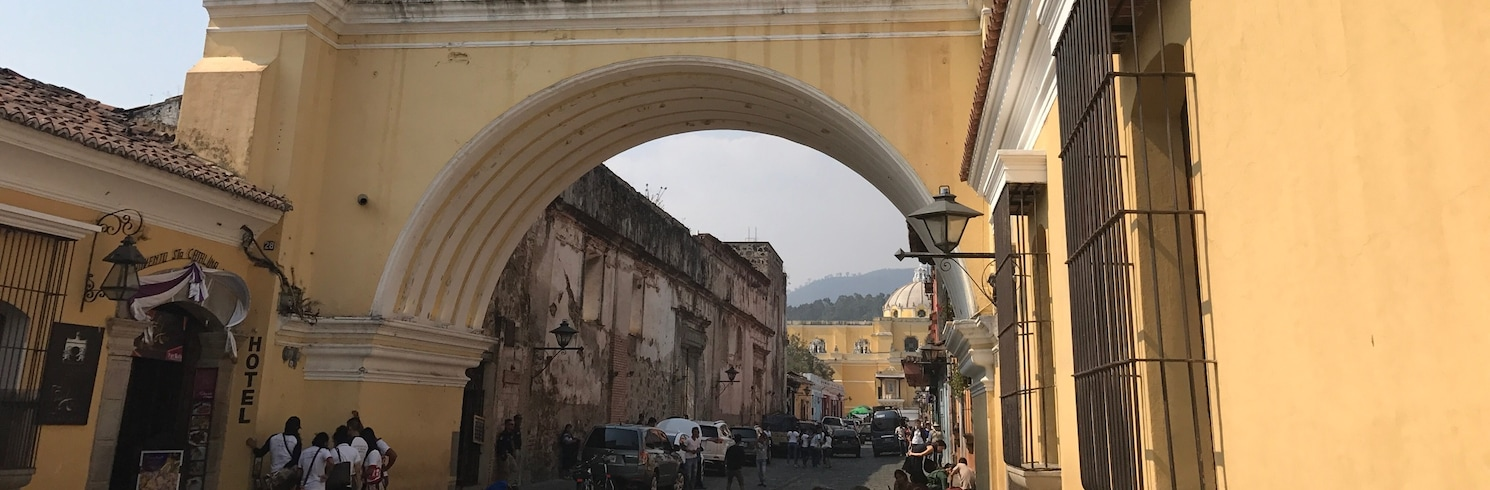 アンティグア グアテマラ, グアテマラ
