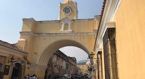 Oblúk Arco de Santa Catalina