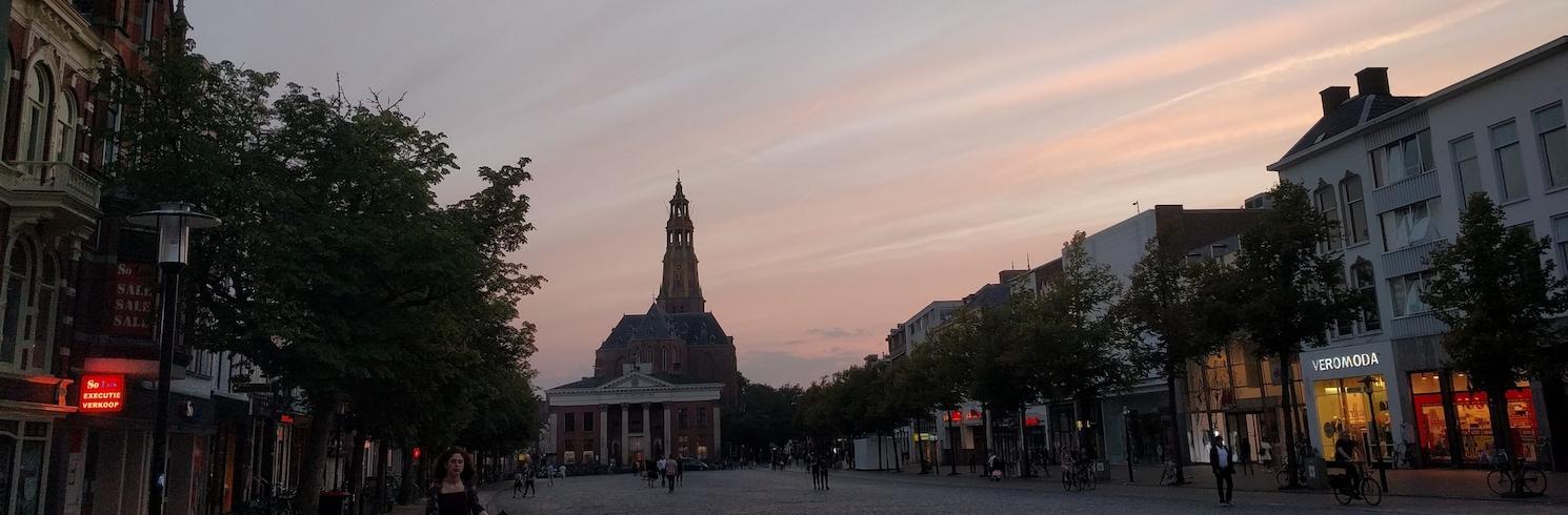 格羅寧根, 荷蘭