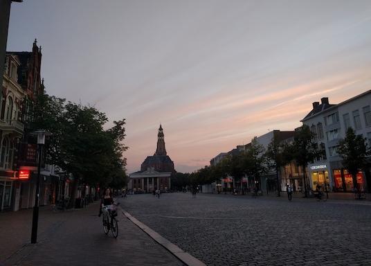 Groningen, Hollandia