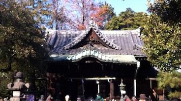 三囲神社/