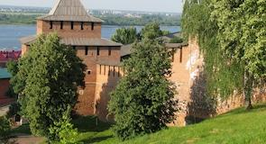 Kreml v Nižném Novgorodě
