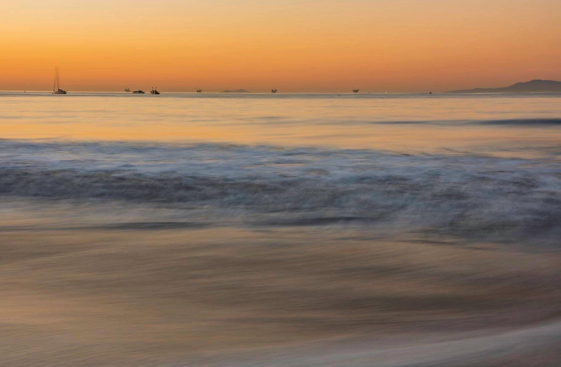West Beach, Santa Barbara, California, United States of America