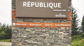 Les Jardins de la Republique Provincial Park