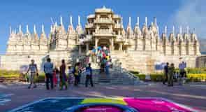 ラーナクプル ジャイナ教寺院