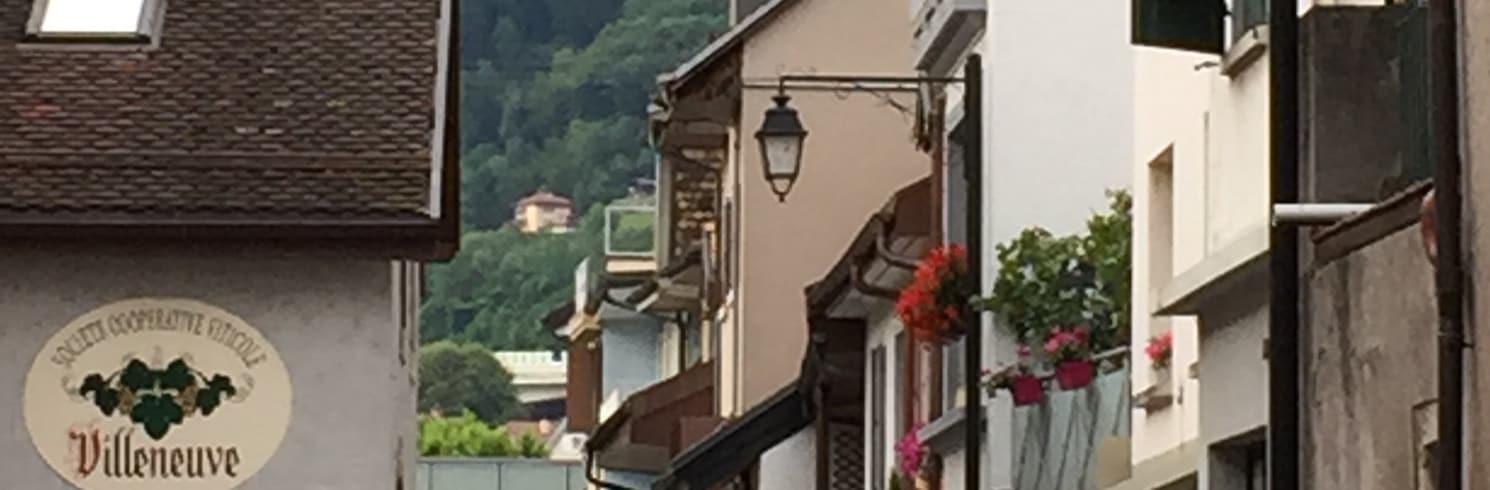 Villeneuve, Switzerland
