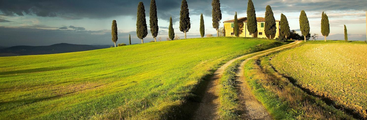 Pienza, Taliansko