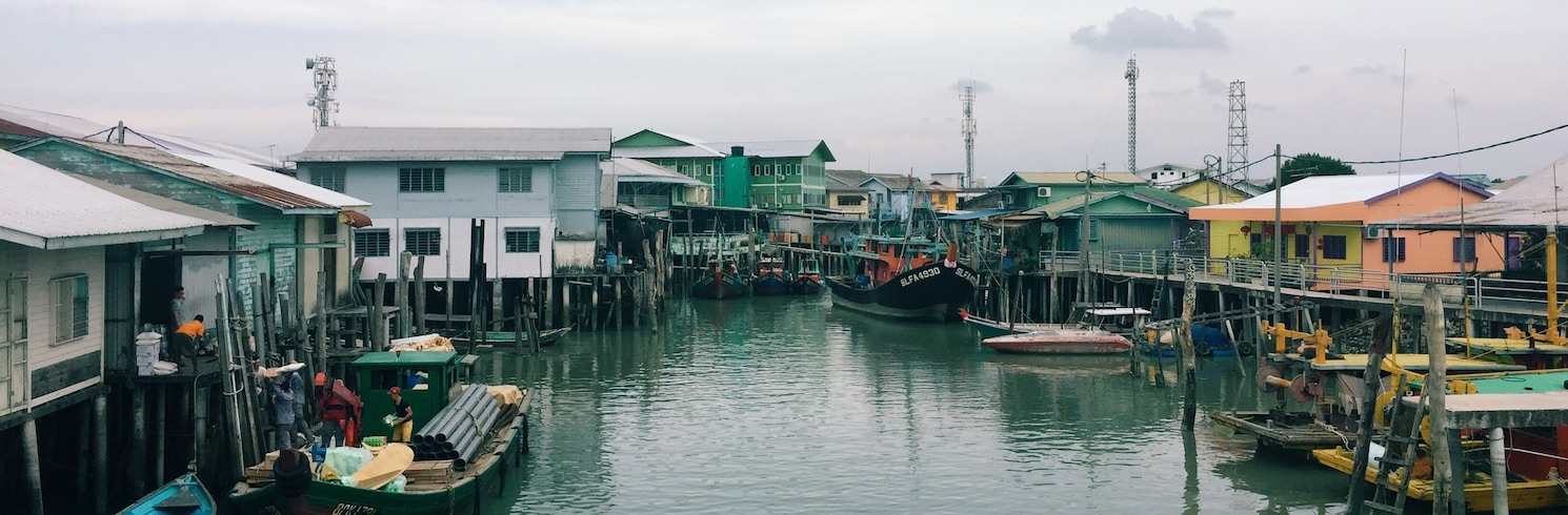 Острів Кетам, Малайзія