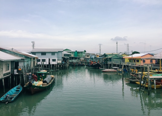 Pulau Ketam, Malezya