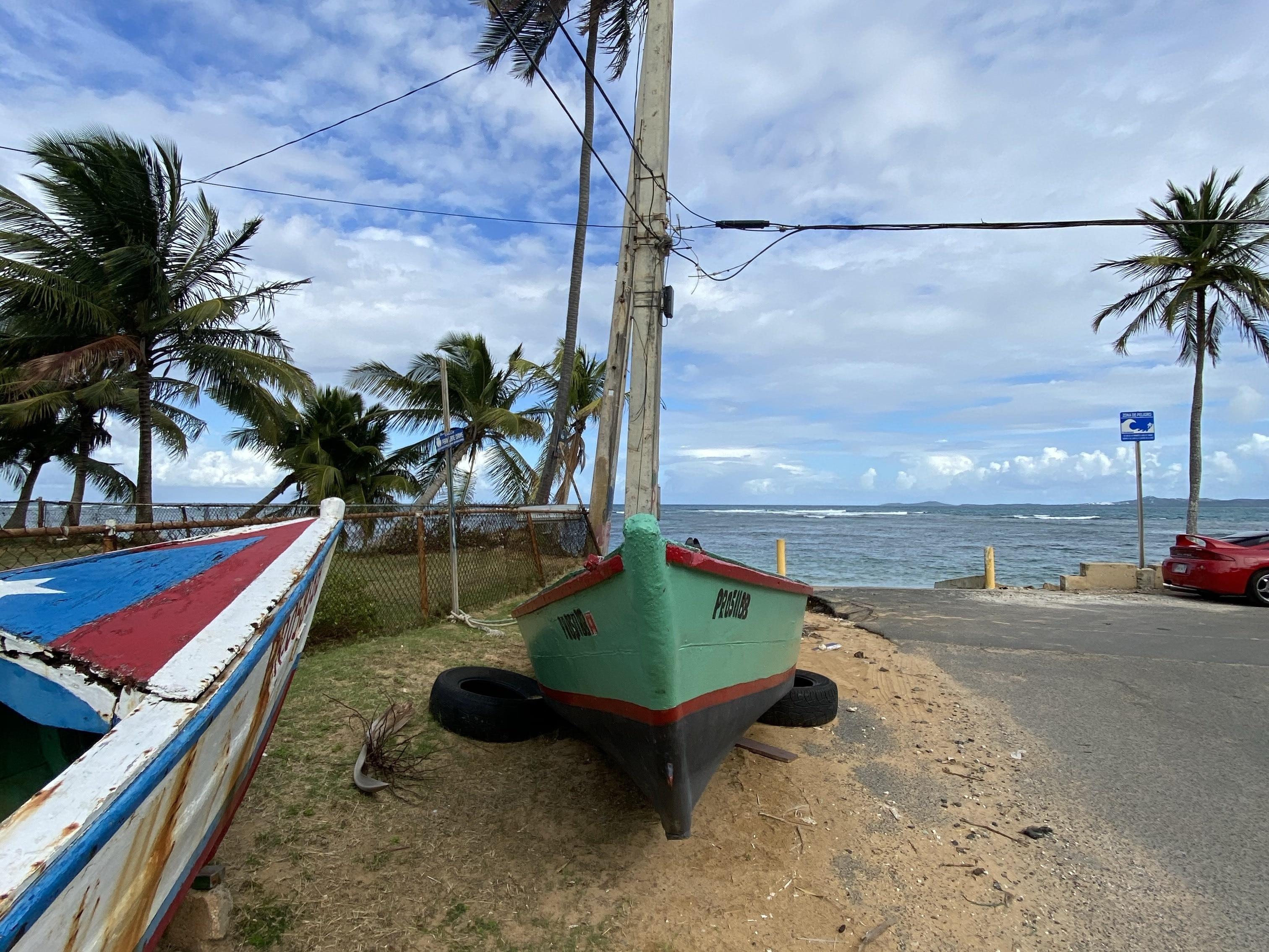 Solimar, Luquillo, Puerto Rico