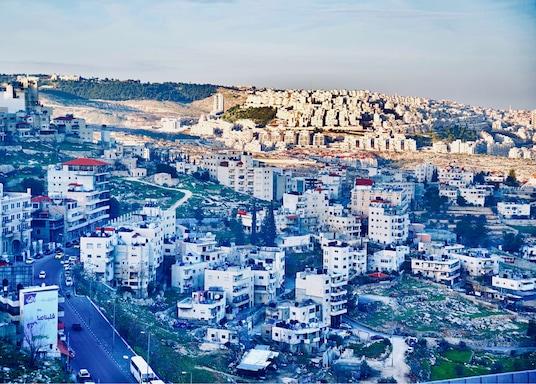 Betlehem, Palestínske územia