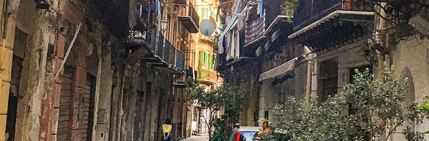 Історичний центр Палермо, Італія