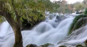 Водопады Скрадинский