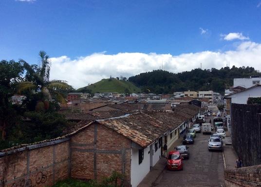 Popayán, Colombie
