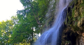 Urach Waterfall