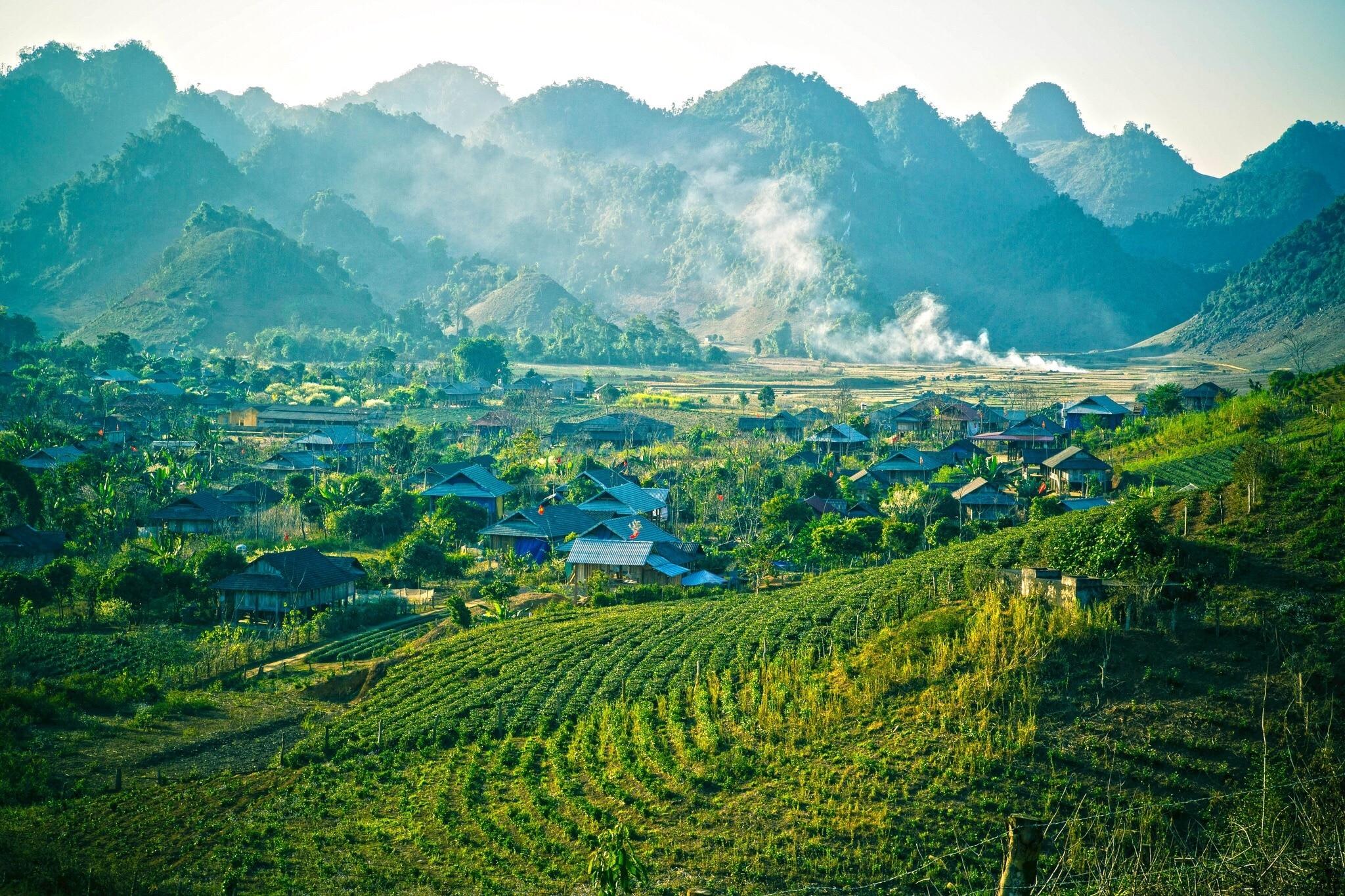 Son La (Provinz), Vietnam
