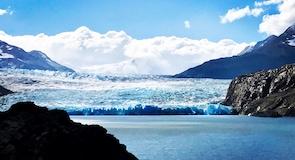 灰色冰河觀景點