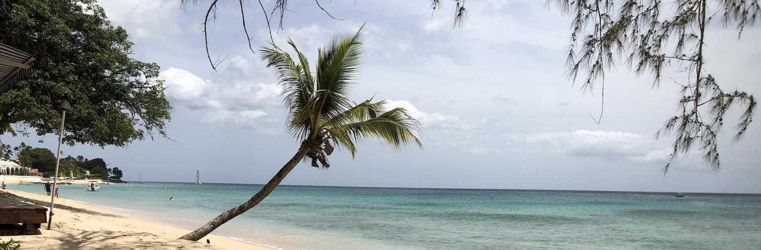 Μάουντ Στάντφαστ, Μπαρμπάντος