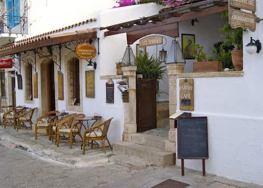 庫圖努法里, 希臘