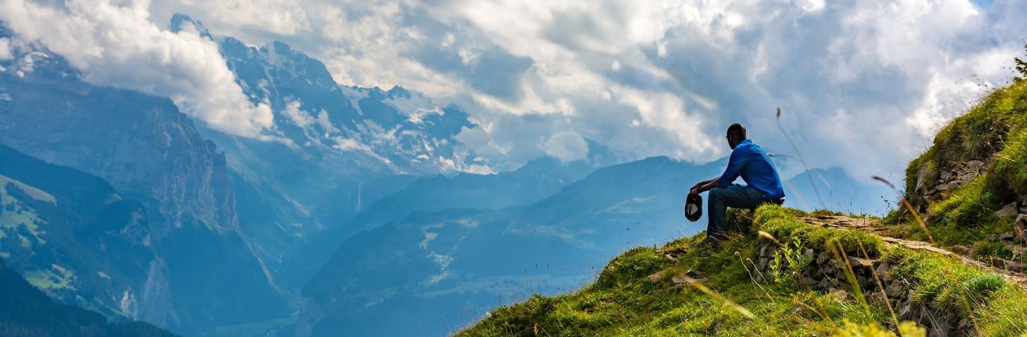 Gsteigwiler, Switzerland