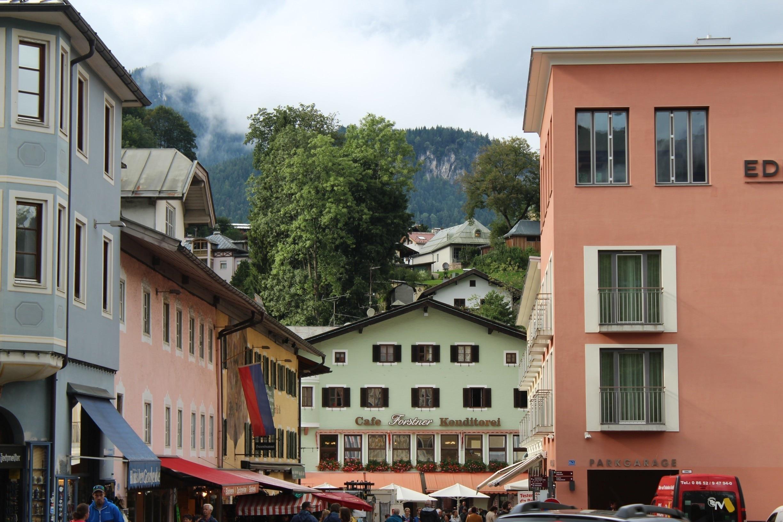 Bavarian Alps, Garmisch-Partenkirchen, Bavaria, Germany