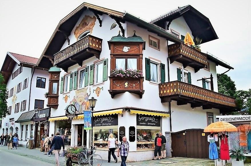 Spielbank Garmisch-Partenkirchen, Garmisch-Partenkirchen, Bayern, Deutschland
