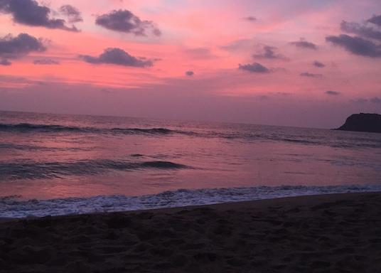Bãi biển Colva, Ấn Độ