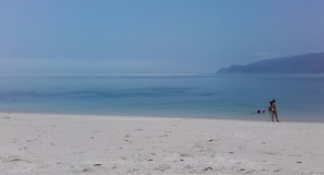 Troia tengerpartja
