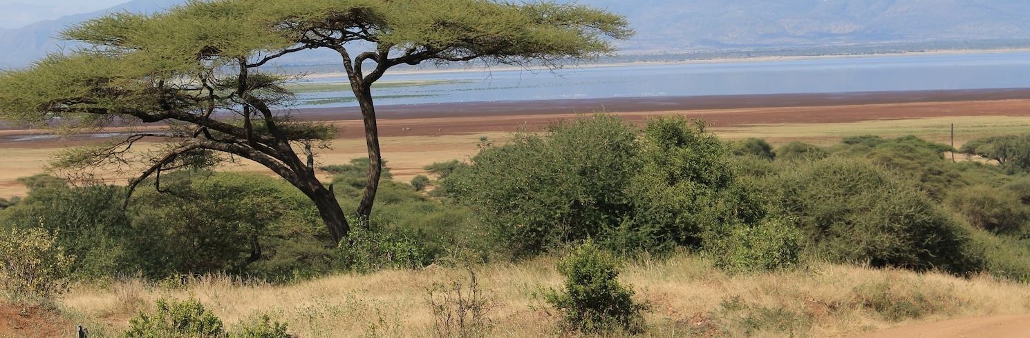Национальный парк «Озеро Маньяра», Танзания