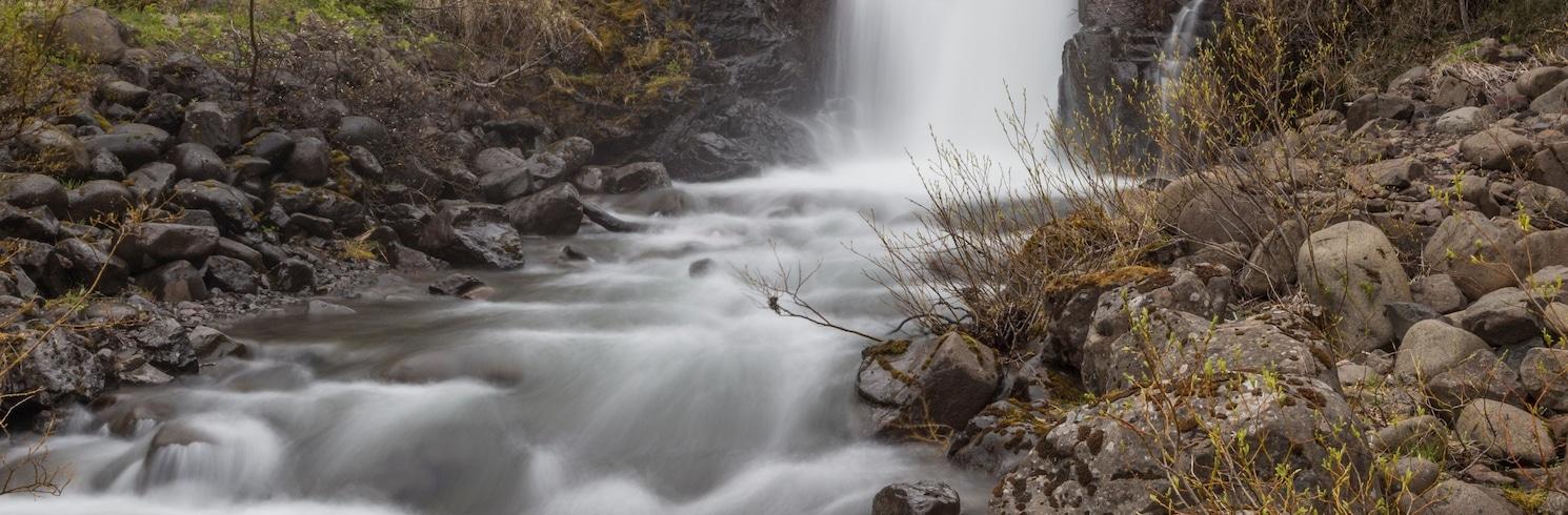 Fljotsdalur Valley, Iceland